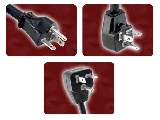 Extension Cord Plugs