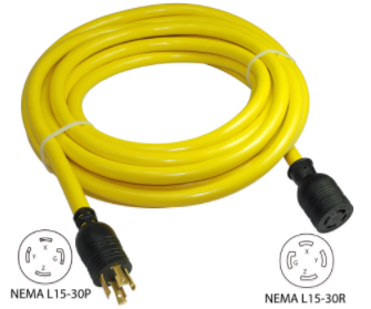 Custom Extension Cords