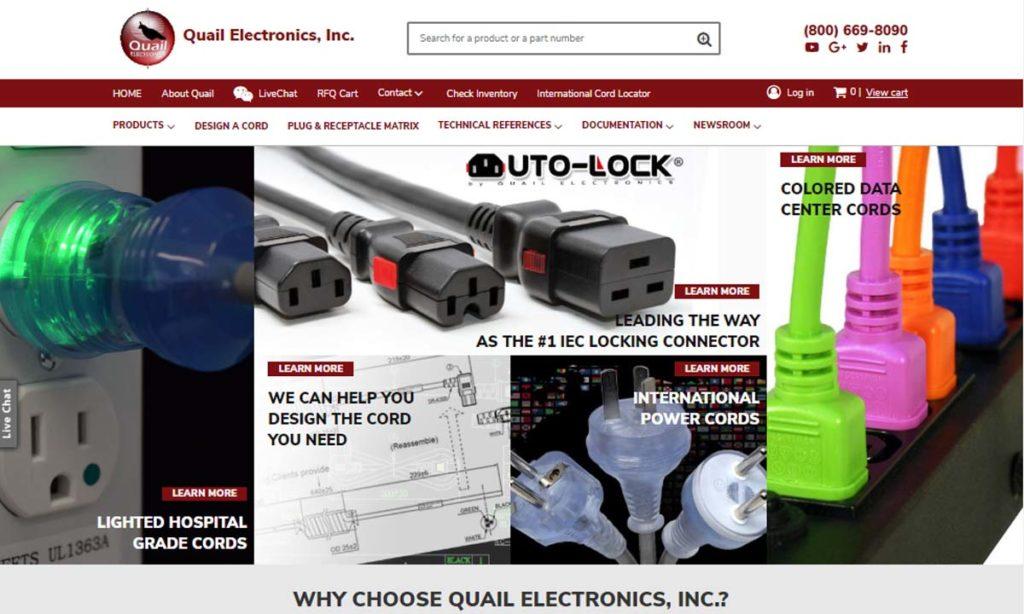 Quail Electronics, Inc.