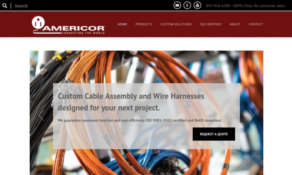 Americor Electronics, Ltd.