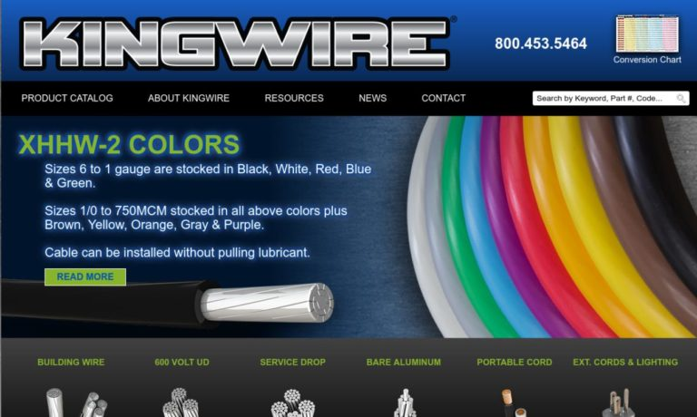 King Wire, Inc.