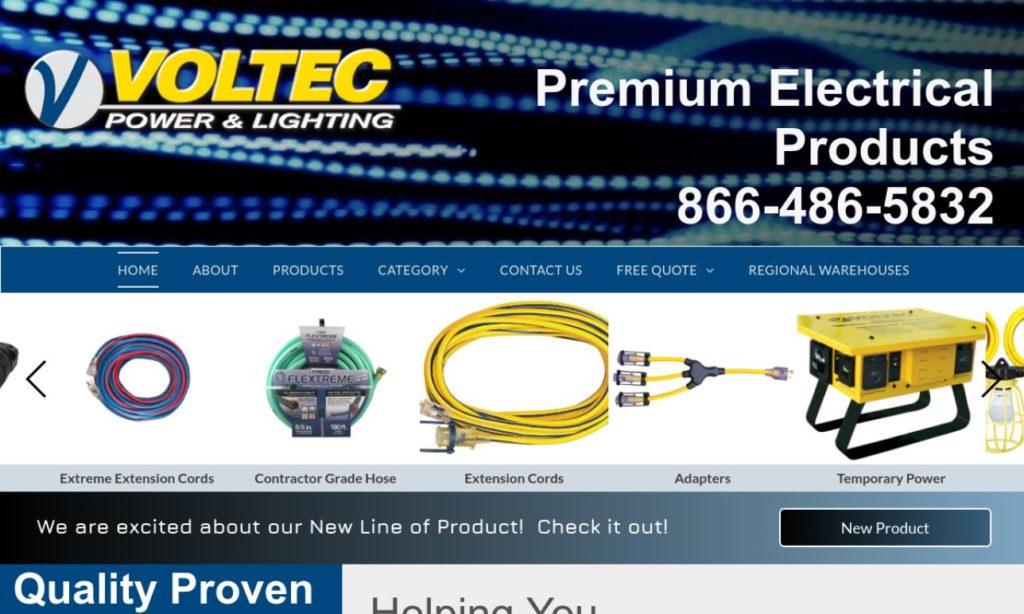 Voltec Power & Lighting